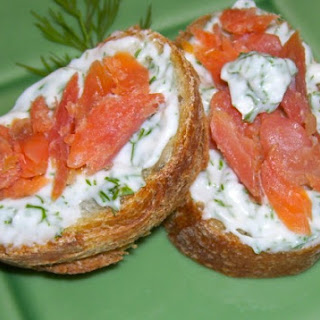 Smoked Trout Tartine Recipe