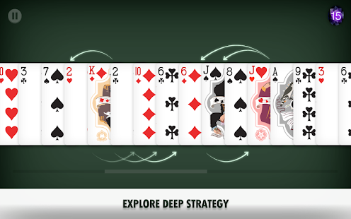 Pair Solitaire- screenshot thumbnail
