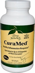 Terry Naturally CuraMed - 750mg, 120 Softgels