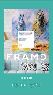 Framd - náhled