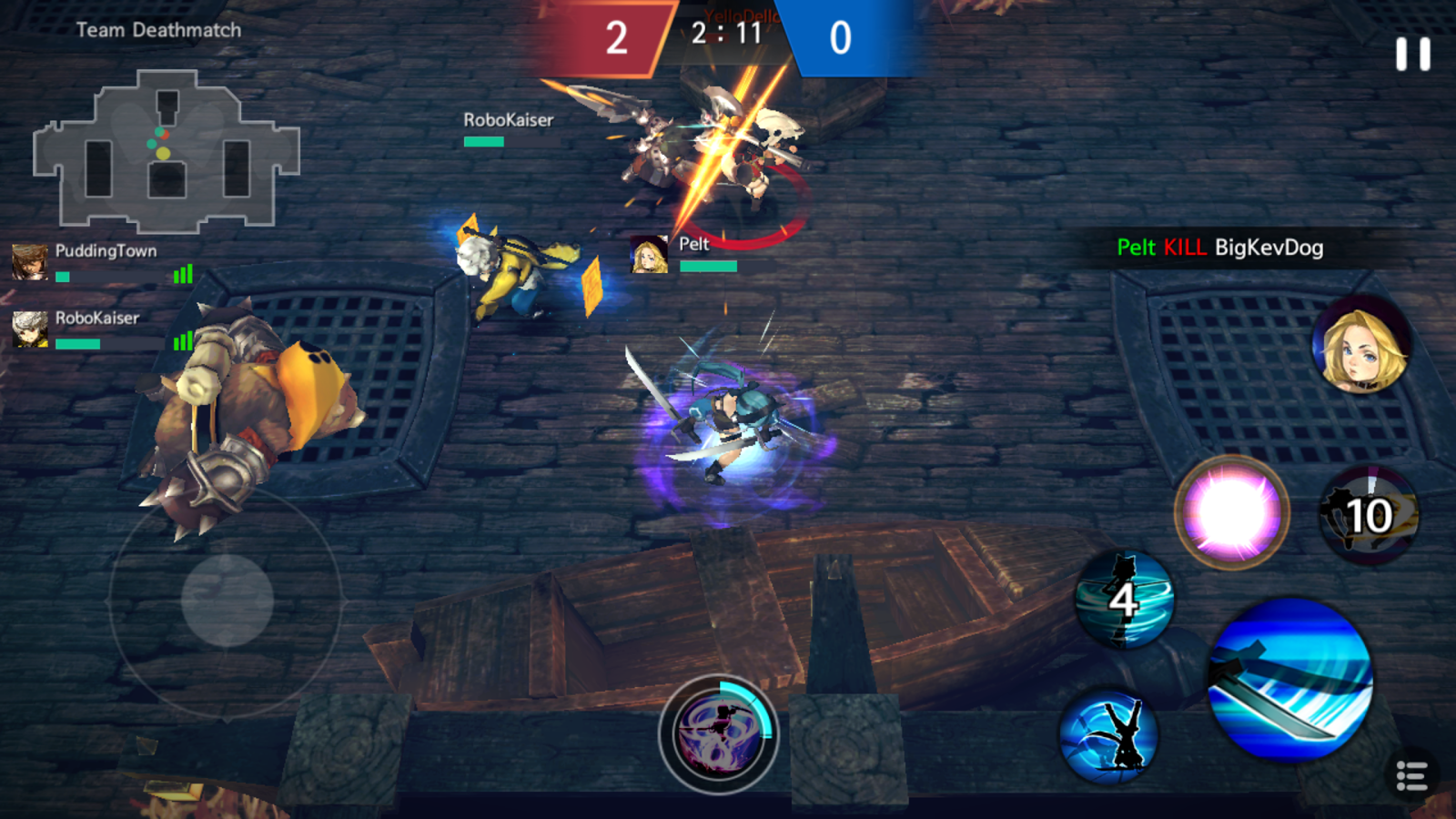 Arena Masters : Legend Begins- screenshot