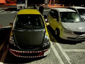 フィット GD3 1.5Wのカスタム事例画像 サメくんさんの2020年11月22日00:21の投稿