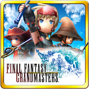 FINAL FANTASY GRANDMASTERS for PC and MAC