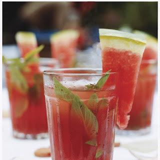 Watermelon Rum Mash