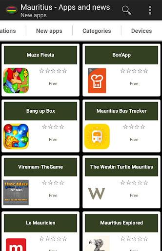 Mauritian apps ss3