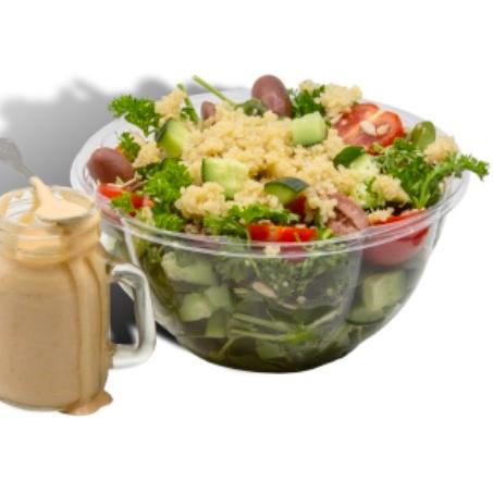 The Huge Pop Salad