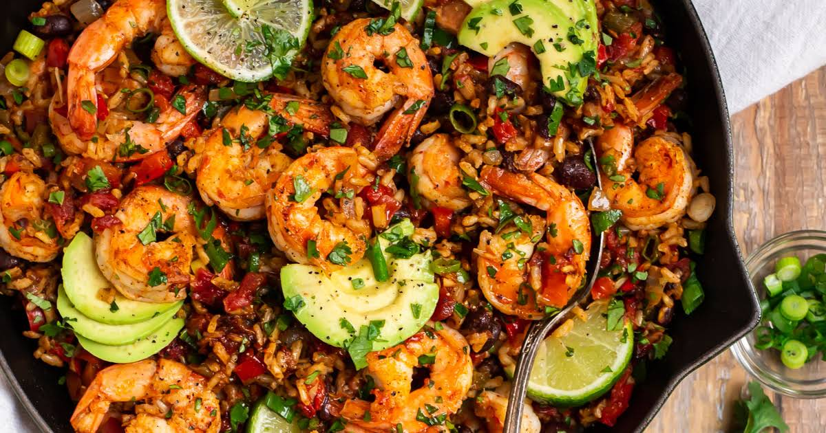 10 Best Mexican Style Shrimp Recipes