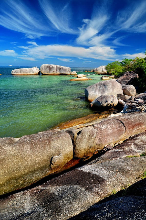 Bright Day by Tatam Jepreter - Landscapes Waterscapes