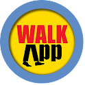 WalkApp icon