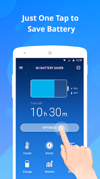 DU Battery Saver - Battery Charger and Battery Life