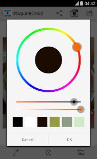 #SquareDroid — Full Size Photo- screenshot thumbnail