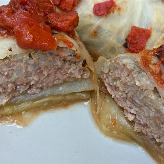 Lazy Day Cabbage Rolls – Kåldolmar