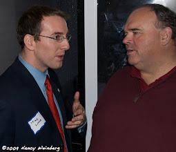 Photo: Mike Lake and John Walsh