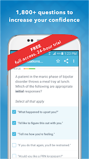 NCLEX RN Mastery- screenshot thumbnail