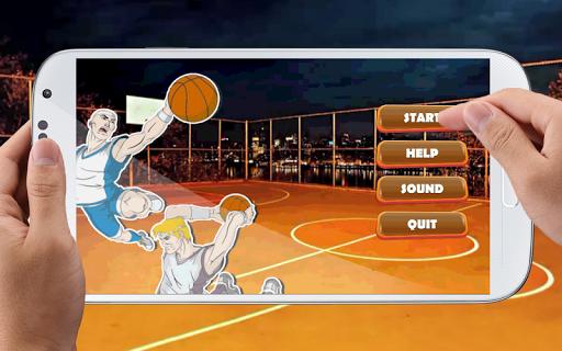 Basketball Flicking
