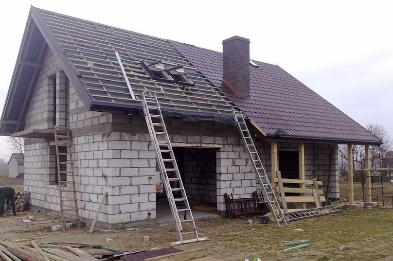 Budowa domu z poddaszem - pytania o zmiany w projekcie