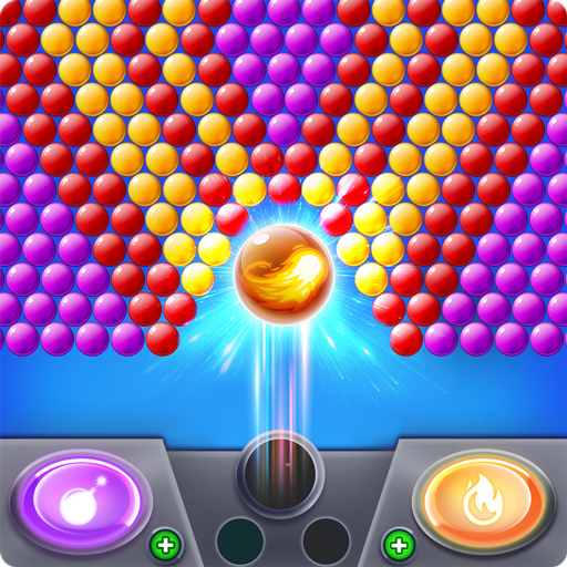 Bubble Chain Blast game (apk) free download for Android/PC/Windows