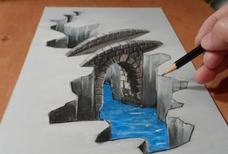 Diy 3d drawing android apps on google play for Application dessin 3d