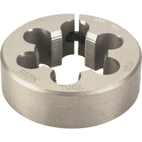 """Park Tool #606, 1"""" x 24 tpi Cutting Die Only for  FTS-1"""