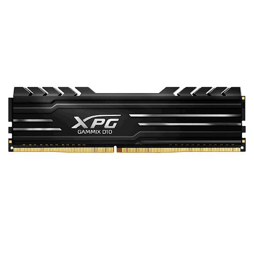 Bộ nhớ DDR4 Adata 16GB (1x16G) 2666 XPG GAMMIX D10 Black (AX4U2666316G16-SBG)