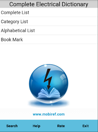 Electrical Dictionary Free