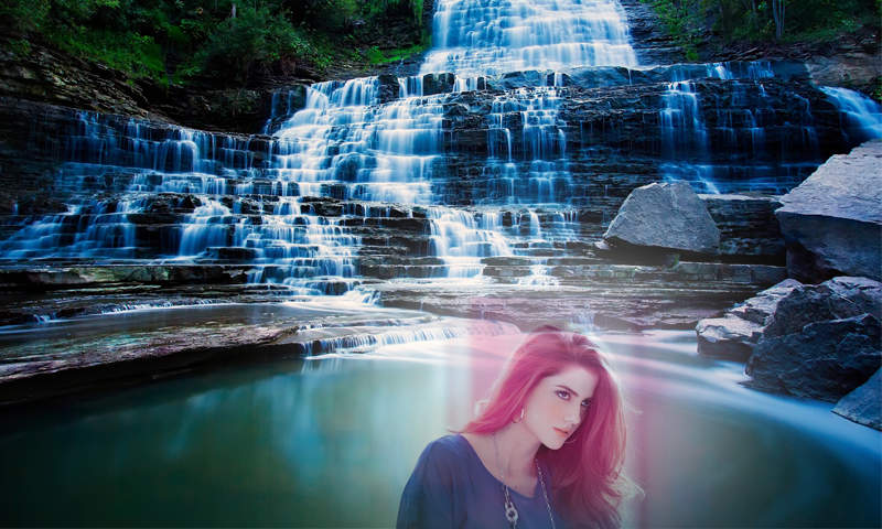 Beautiful Waterfall frames  screenshot. Beautiful Waterfall frames   Android Apps on Google Play