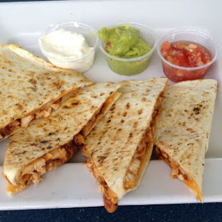 Side Dish Quesadillas Recipes