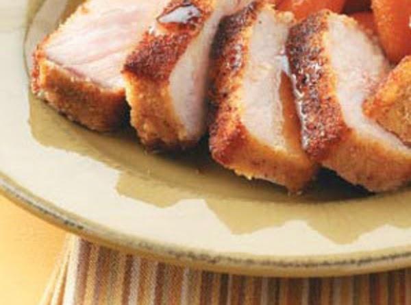 Maple Pork Chops Recipe