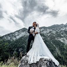 Hochzeitsfotograf Andrey Voks (andyvox). Foto vom 29.09.2017