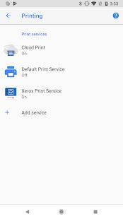 Xerox Print Service Plugin 2