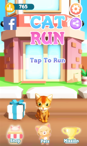 Cat Run 1.1.7 screenshots 1