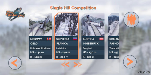 Fine Ski Jumping apkdebit screenshots 7