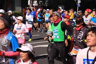 Photo: この人このあともずっと単独で走ってました。