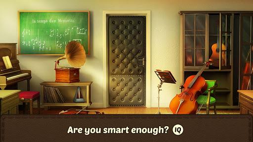 100 Doors Games 2020: Escape from School 3.5.0 screenshots 4