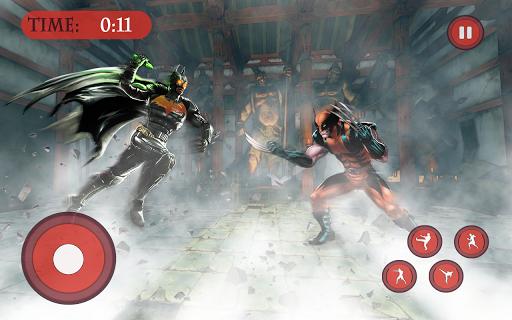 Real Fighting Immortal Gods Ring Arena Battle 3D 2 1.0 screenshots 2