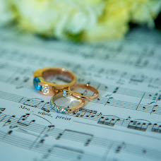Wedding photographer Anna Beseda (BESEDA). Photo of 17.06.2017