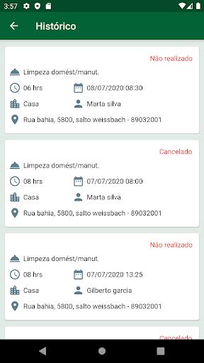 Fiel Express screenshot 4