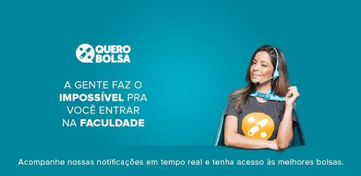 83f5677255 Quero Bolsa – Apps no Google Play