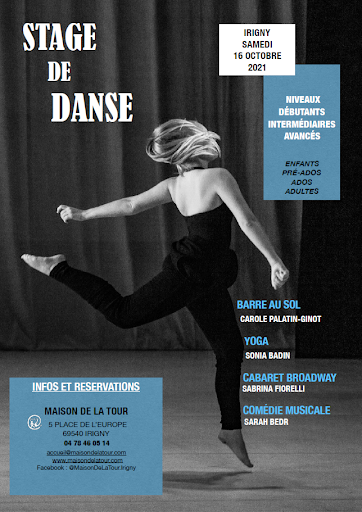 Stage de danse - 16 octobre