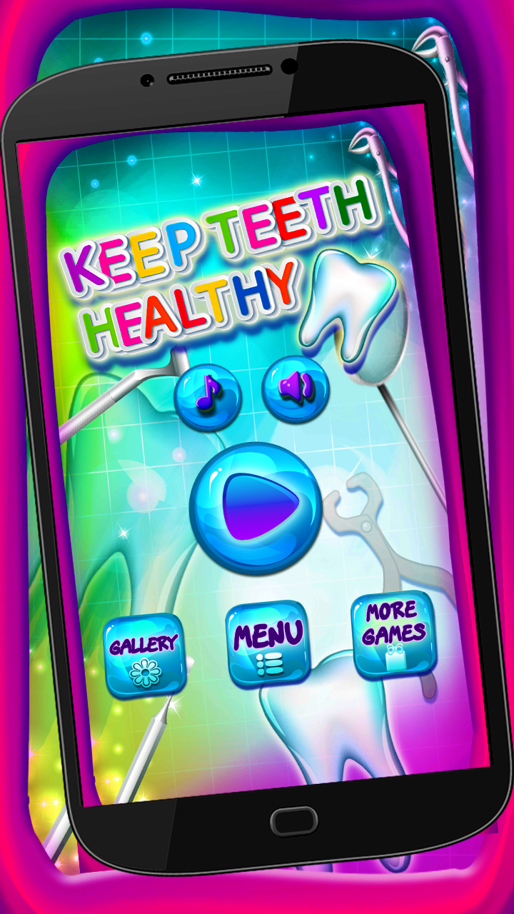 Скриншот сохранить зубы здоровыми