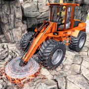 صخرة التعدين والحفر ألعاب - التعدين محاكاة APK