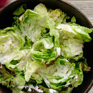 Two-Minute Creamy Salad Dressing.