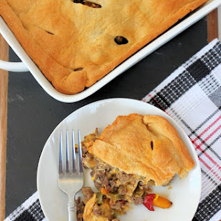 "Philly Cheesesteak"" Casserole"
