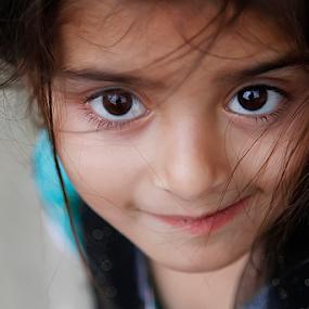 Malalai Jan by Kamran Khan - Babies & Children Child Portraits ( portraiture, swat photography, kids, malalai, kamran khan, smile, cute, portraits, portrait, kmai.pk photography )