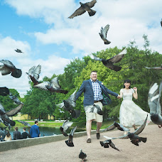 Wedding photographer Maksim Telnov (Jaguar82). Photo of 11.07.2014