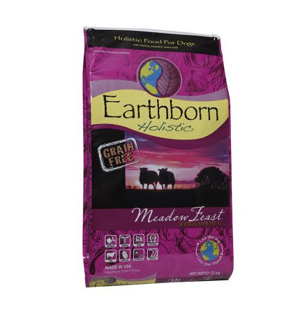 Earthborn Holistic Meadow Feast Lamb Grain-Free 12kg