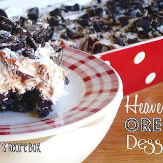 Heavenly Oreo Dessert.