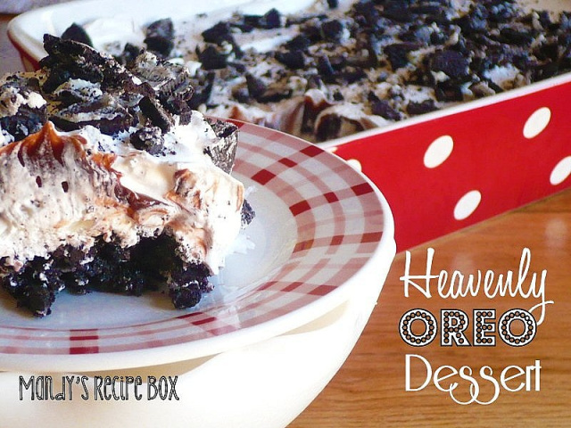 Heavenly Oreo Dessert Recipe
