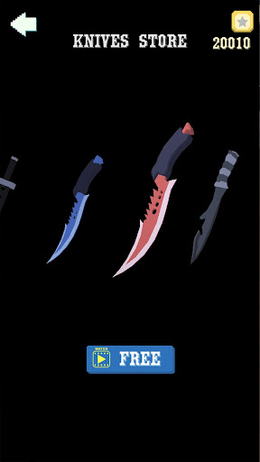 Knife Game android2mod screenshots 3