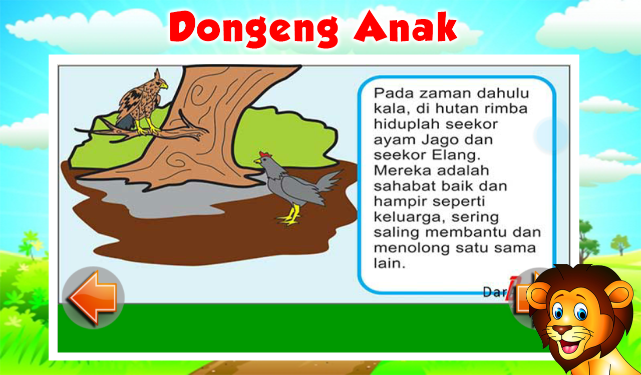 Dongeng Anak Bergambar - Android Apps on Google Play